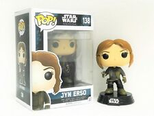 FUNKO Pop Star Wars: Rogue One - Jyn Erso Action Figure 138