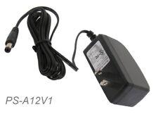 12V/1Amp AC/DC 2.1mm/5.5mm-Plug Power Supply Adapter , PS-A12V1