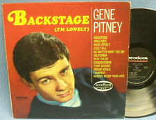 LP GENE PITNEY - BACKSTAGE (I'M LONELY) // USA MUSICOR