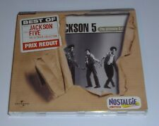 JACKSON 5 - THE ULTIMATE COLLECTION (CD) 1998 / 21 Titres