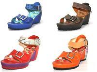 Think  36 37 38 39 40 41 42 Damen Schuhe Sandalen Naturschuh Shoes for women New