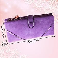 Women Travel Phone Cash Card Phone Holder Zipper Bag Clutch Long Purse Wallet UK