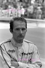 Lucien Bianchi Cooper F1 Portrait Monaco Grand Prix 1968 Photograph