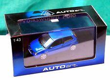 AUTO ART 59763-VOLKSWAGEN POLO-AUTO 1/43