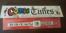 ULTRA RARE 1986 SUTTON TIME DAGWOOD COMIC STRIP VINTAGE CHARACTER WATCH+BOX