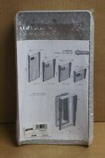 NEUF: Guérite anti-pluie 2 modules pour interphone STADIO GOLMAR 721/AL 11280721