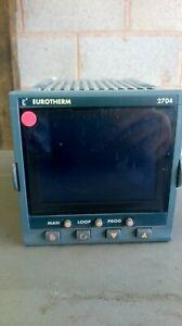 Eurotherm Temperatura Controller 2704