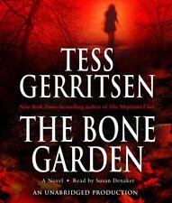 Tess GERRITSEN / The BONE GARDEN       [ Audiobook ]