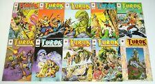 29 Turok Dinosaur Hunter comics - wholesale lot - no duplication - Valiant