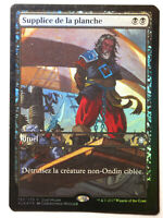 Supplice de la planche FOIL/Walk The Plank    MTG Magic Francais