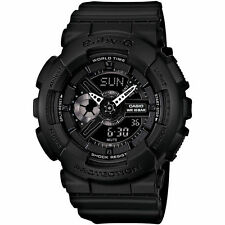 Casio Women's Baby-G G-Shock x Baby -G Pair Black BA110BC-1A