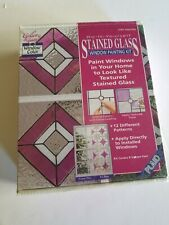 Gallery Glass DIY Stained Glass Painting Kit