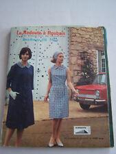 CATALOGUE LA REDOUTE ROUBAIX , PRINTEMPS - ETE 1964 . AVEC JEUX , BONS DIVERS .