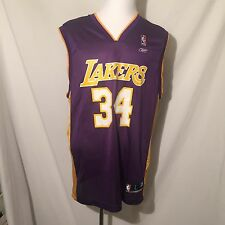 LAKERS NBA JERSEY #34    Shaquille O'NEAL