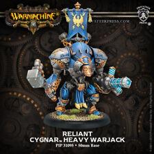Cygnar Reliant/Stormclad Heavy Warjack Warmachine PIP 31095