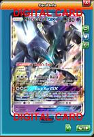 1x Necrozma 63/147 Holo Pokemon Card TCG Online Card PTCGO Digital Card