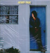 "HENRY PAUL BAND (THE OUTLAWS)""OMONIMO (SAME)"" LP SIGILLATO ATLANTIC WARNER 1982"