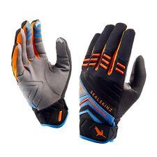 Sealskinz Dragon Eye Trail Gloves M Black/blue/orange 121163904820