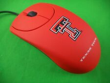 Texas Tech Red Raiders (Ttu) Collegiate Licensed Team Optical Computer Mouse