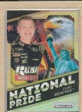 Clint Bowyer NP-10 2018 Panini Prizm National Pride Prizm (Refractor)