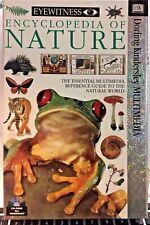 EYEWITNESS Encyclopedia of NATURE CD-ROM (Version 1.0--win) MULTIMEDIA CD – CD-R