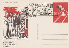 Poland postmark KOZIENICE - scouting Westerplatte