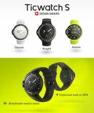 Ticwatch S - A Truly Optimized Smartwatch by Mobvoi (Aurora)