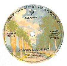 "Les Gray - A Groovy Kind Of Love - 7"" Vinyl Record Single"