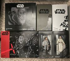 SDCC Comic Con Exclusive Star Wars Black Series Lot of 5