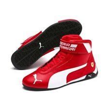 Men's Puma Scuderia Ferrari R-Cat Mid Motorsport Shoes 339938 Red Size 7