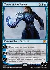 TEZZERET THE SEEKER Modern Masters 2015 MTG Planeswalker — Tezzeret Mythic Rare