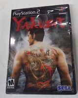 Yakuza - PlayStation 2 [video game]