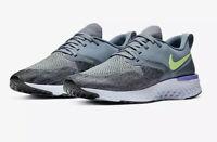 Men's Nike Odyssey React 2 Flyknit Running Shoe Blue AH1015 401 Size 10,11, 11.5