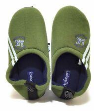 DE FONSECA Aosta I M554 Verde Pantofole Chiuse Uomo Invernali suola rinforzata