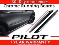 Genuine OEM Honda PILOT Chrome Running Board Set 2016 - 2020       08L33-TG7-102