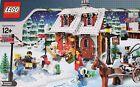 LEGO 10216-Winter village bakery-LA PANETTERIA DI NATALE-raro-no 10229-christmas