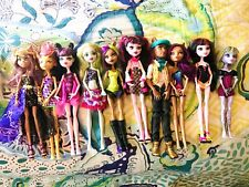 Lot Of 10 Very Nice Monster High Dolls All Good Condition Some Rare Ones