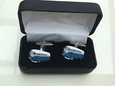 VW Camper Van Cuff Links - Gorgeous On