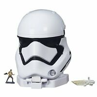 Star Wars The Force Awakens Micro Machines First Order Stormtrooper Playset NEW
