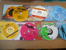 CD Pop SET 7xMCD Dodgy / Hammer / Coolen Boys / Dicken Kinder / Otto / T.Braxton