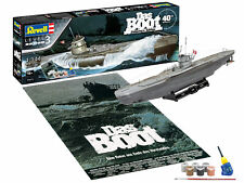 Revell 05675 Kit The Boat U 96 Collector's Edition - 40th Anniversary 1 14