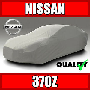 [NISSAN 370Z] CAR COVER ☑️ Waterproof ☑️ Weatherproof ☑️ Superior ✔CUSTOM✔FIT