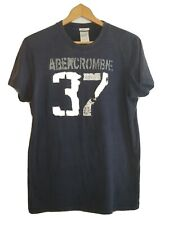 Abercrombie & Fitch Graphic T-shirt Men's Large Muscle - Distressed