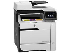 HP Colour Laserjet M375NW M375 MFP A4 Colour Wireless USB Multifunction Printer