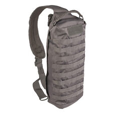 Tanker Security Police Urban EDC Camera Sling Pack Rucksack Case Bag 15L Grey