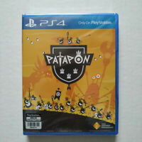 Patapon Remastered PlayStation PS4 2017 Asia English Factory Sealed