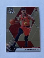 DE'ANDRE HUNTER - 2019-20 Panini Mosaic Basketball #239 RC HAWKS!