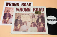 BOA:LP-WRONG ROAD-PSYCH 180g+INSERTO AUDIOFILI ESIGENTI TOP NM CONDITION !!