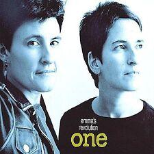 "EMMA'S REVOLUTION ""One"" Audio Cd (New) Factory Sealed! (2004)"