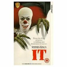 IT - Stephen King (VHS)